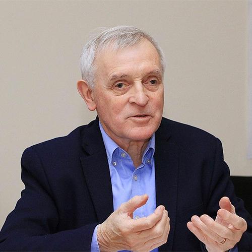 Jean Jouzel, climatologue et glaciologue français, parrain de l'assocation Parti Civil